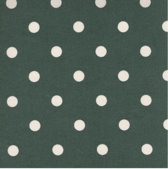 Wachstuch, Dots Big-Green