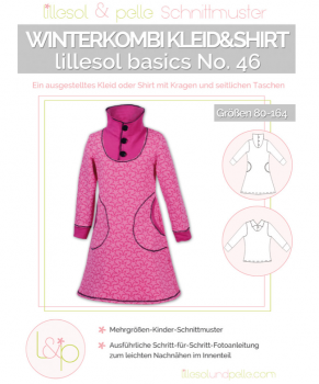 basics No.46, Winterkombi Kleid & Shirt