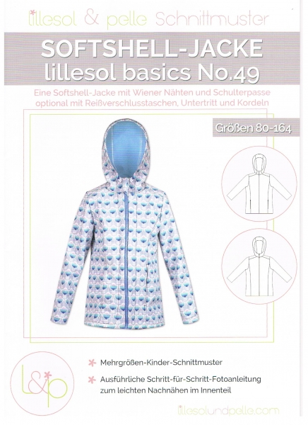 basics No.49, Softshelljacke
